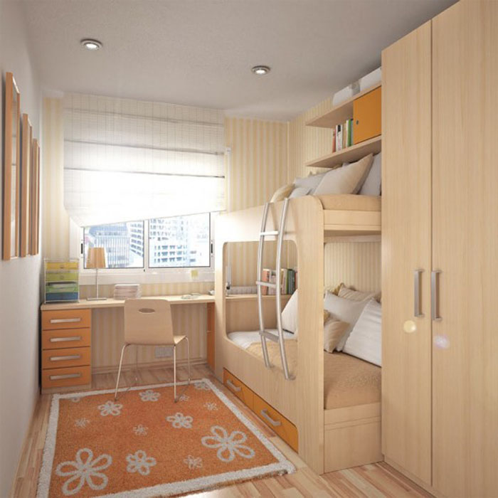 MONIDA BLOGSPOT: Small bedroom designed